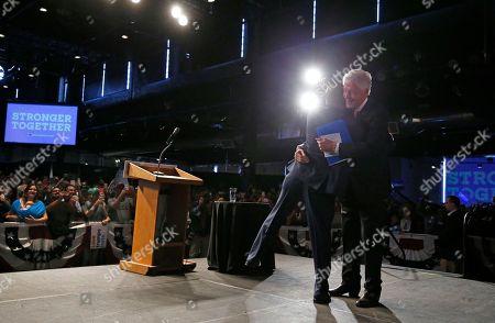 Editorial image of Campaign 2016 Clinton, Denver, USA - 04 Nov 2016