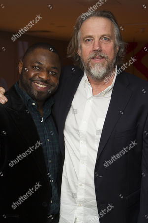 Editorial picture of 'King Lear' play, After Party, London, UK - 4 Nov 2016