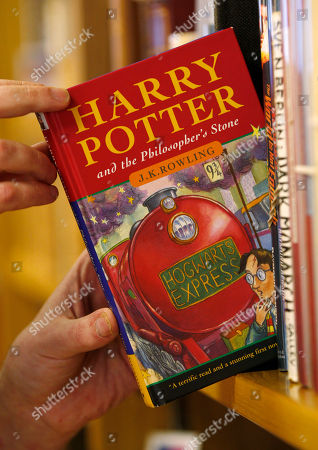 Editorial image of Britain Harry Potter, London, Gbr Xen