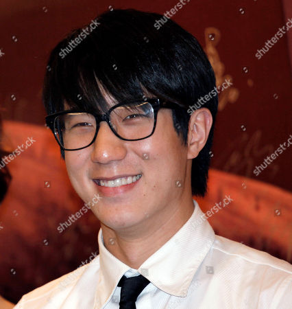 """Jaycee Chan Hong Kong actor Jaycee Chan poses during a premiere of his film """" Break Up Club """" in Hong Kong. A Chinese court said the son of actor Jackie Chan has pleaded guilty to providing a venue for drug users and has been sentenced to six months in jail"""