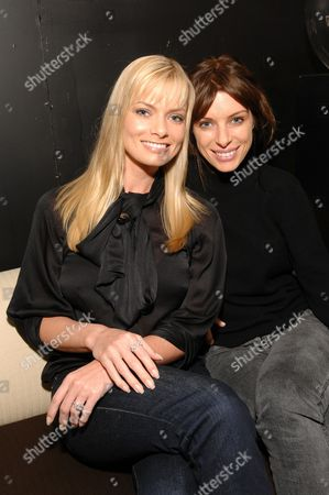 Jaime Pressly and Joey Tierney