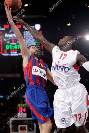 Editorial photo of France Basketball Final Four, Paris, France
