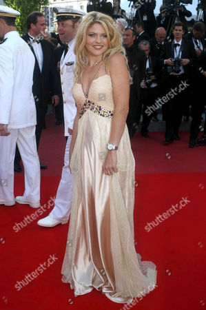 """Celyne Durand Actress Celyne Durand arrives for the screening of """"Biutiful"""", at the 63rd international film festival, in Cannes, southern France"""
