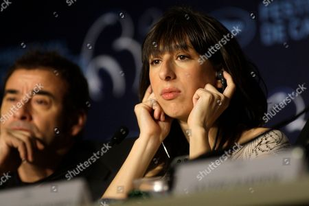 """Maricel Alvarez Actress Maricel Alvarez attends a press conference for """"Biutiful"""", at the 63rd international film festival, in Cannes, southern France"""