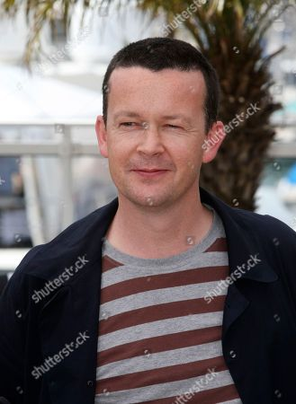 "Enda Walsh Writer Enda Walsh poses during a photo call for ""Chatroom"", at the 63rd international film festival, in Cannes, southern France"