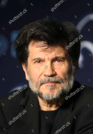 Victor Erice Director and Jury member Victor Erice poses during the press conference of the Jury, at the 63rd international film festival, in Cannes, southern France