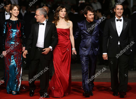 Editorial image of France Cannes Our Life Premiere, Cannes, France