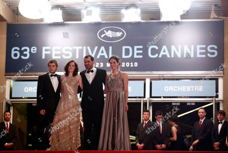 Editorial photo of France Cannes Tender Son Premiere, Cannes, France