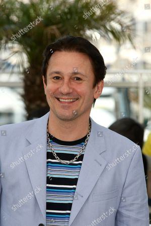 """Oleg Menshikov Actor Oleg Menshikov poses during a photo call for """"The Exodus - Burnt by the Sun 2"""", at the 63rd international film festival, in Cannes, southern France"""