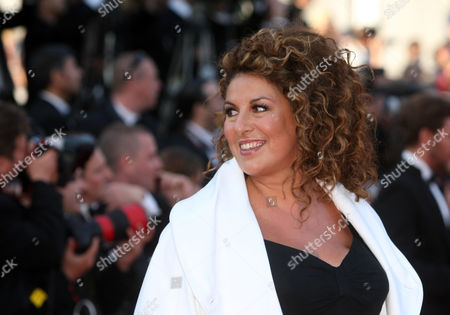 """Marianne James Singer Marianne James arrives for the screening of """"Tournee"""", at the 63rd international film festival, in Cannes, southern France"""