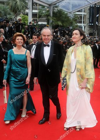 Editorial picture of France Cannes You Will Meet a Tall Dark Stranger Premiere, Cannes, France