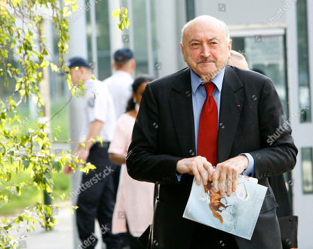 Georges Kiejman Liliane Bettencourt's lawyer Georges Kiejman arrives at the courthouse in Nanterre, outside Paris, France. The court is expected to decide Thursday if it should delay a trial on whether France's richest woman was coerced into giving euro 1 billion ($1.2 billion) of gifts of cash and artworks to a friend. The trial pits L'Oreal heiress Liliane Bettencourt against her only child. Her daughter, Francoise Bettencourt-Meyers, says Banier manipulated her 87-year-old, mentally weak mother. Banier is standing trial for exploitation and risks three years of prison, a fine, and being forced to give back the gifts. Banier insists he did not take advantage of his friend
