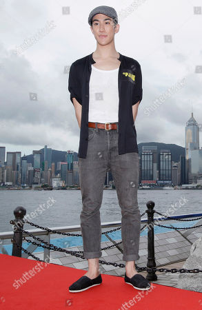 Aarif Lee Hong Kong actor Aarif Lee poses during a promotional event in Hong Kong . Filmmakers have cast the rising star from Hong Kong to play Bruce Lee in an upcoming biopic that focuses on the late kung fu icon's youth
