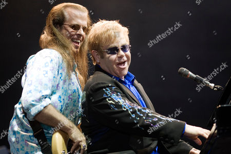 Editorial picture of Mideast Israel Sir Elton John, Ramat Gan, Israel