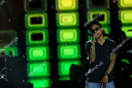 Pharell Williams Pharell Williams performs during the World Music Awards, in Monaco