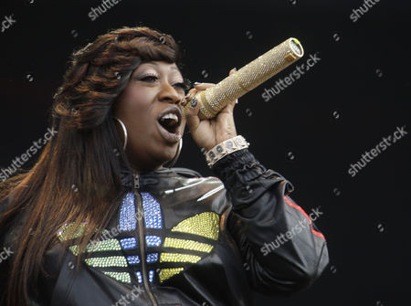 Missy Elliot Missy Elliot performs onstage at the Wireless Festival in Hyde Park, London. Elliott and Lady Gaga were in tears Friday, Dec. 11, 2015, as they discussed the struggles they faced in their careers at an event honoring women in the music industry