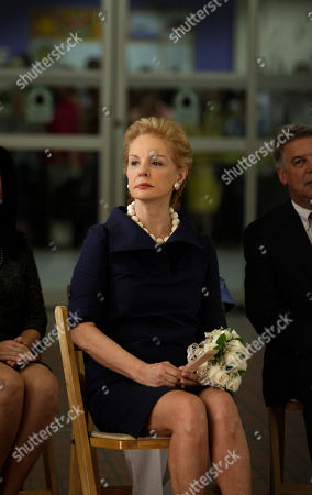 Carolina Herrera Venezuela's fashion designer Carolina Herrera attends a ceremony to support the social programs of Panama's First Lady Marta Linares de Martinelli at the oncology hospital in Panama City, . Herrera is in Panama to present next Wednesday, part of her Spring 2010 collection