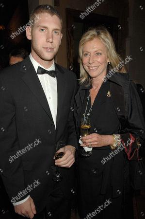 Lorraine Ashton and Son