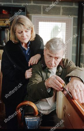Susan Brown and Eamon Boland  in 'Where The Heart Is'