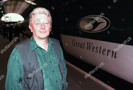 'World in Action' -  Reporter Andrew Jennings hops aboard to investigate Great Western Trains.