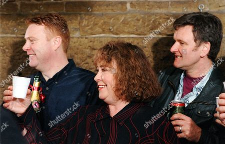 L-R.Thomas Craig, Maggie Wells and Neil McCaul in 'Where The Heart Is'