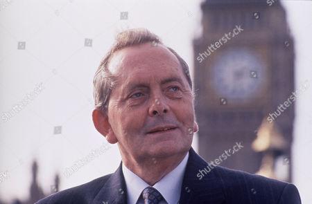 Stock Photo of Brian Walden