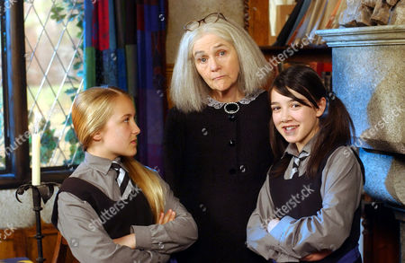 'The New Worst Witch' - Clare Coulter with Francesca Isherwood and Alice Cooper.
