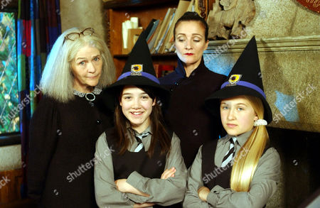 'The New Worst Witch'  - Miss Crackle [Clare Coulter] Hettie Hubble [Alice Connor] Miss Hardbroom [Caroline O'Neill] Belladonna Bindweed [Francesca Isherwood]