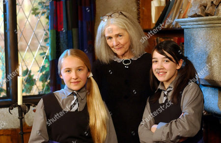 'The New Worst Witch'  - Miss Crackle [Clare Coulter] Belladonna Bindweed [Francesca Isherwood] Hettie Hubble [Alice Connor]