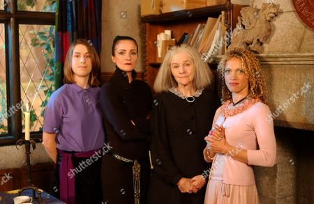 'The New Worst Witch'  - Cynthia Horrocks [Daisy Hughes] Miss Hardbroom [Caroline O'Neill] Miss Crackle [Clare Coulter] Miss Nightingale [Indra Ove]