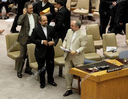 Editorial picture of UN Iran Nuclear, Xun