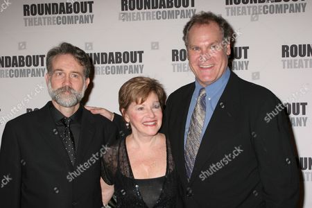 Editorial picture of 'Pygmalion' opening night Broadway production by the Roundabout Theatre Company, American Airlines Theatre, New York, America - 18 Oct 2007