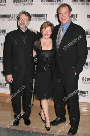 Boyd Gaines, Helen Carey, Jay O Sanders