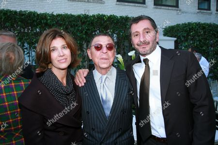 Peri Ellen Berne, James Galanos and Ralph Rucci