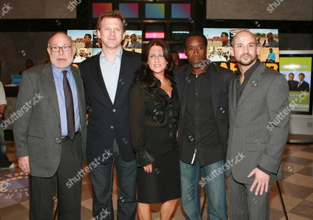 Mark Jonathan, Ted Braun, Cathy Schulman, Don Cheadle and Adam Sterling