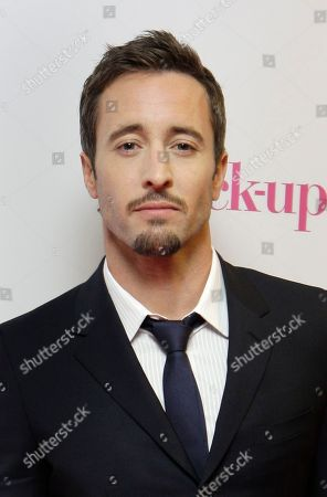 Alex O' Loughlin Australian actor Alex O' Loughlin arrives for the UK Premiere of The Back-Up Plan at a cinema in Leicester Square, London