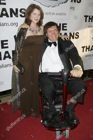 Lois Chiles and Richard Kiel