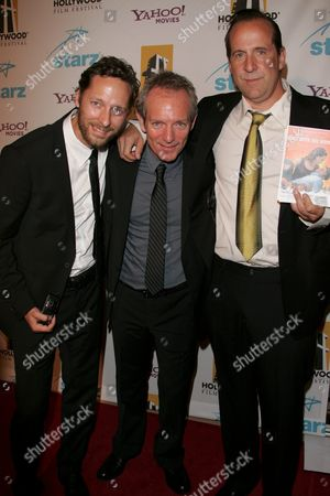 Trond Fausa Aurvaag, Petter Naess and Peter Stormare