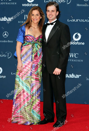 Editorial photo of Emirates Laureus Awards, Dubai, United Arab Emirates