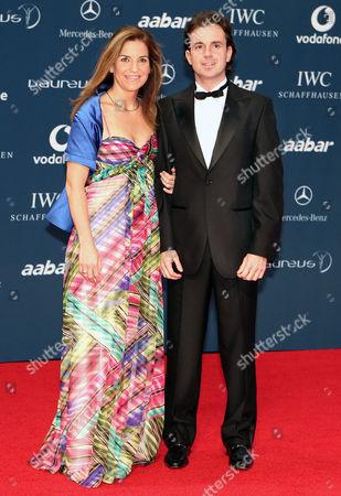 Editorial picture of Emirates Laureus Awards, Dubai, United Arab Emirates