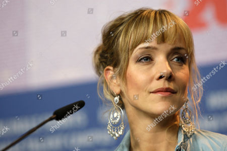 Jannike Kruse Jatog Norwegian actress Jannike Kruse Jatog poses at the press conference of the film 'A Somewhat Gentle Man' at the International Film Festival Berlinale in Berlin, Germany