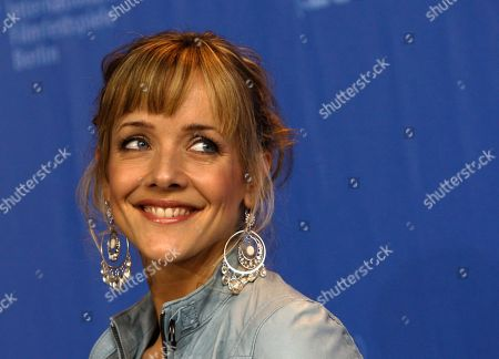 Jannike Kruse Jatog Norwegian actress Jannike Kruse Jatog poses at the photo call of the film 'A Somewhat Gentle Man' at the International Film Festival Berlinale in Berlin, Germany