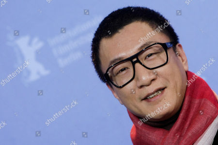 Sun Honglei Chinese actor Sun Honglei poses at the photo call for the film 'A Woman, A Gun, and A Noodle Shop' at the International Film Festival Berlinale inBerlin, Germany
