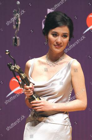 Editorial picture of Hong Kong Film Awards, Hong Kong, Hkg Chn