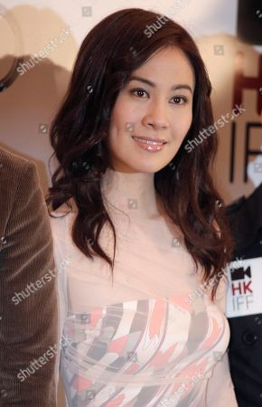 """Michelle Ye Hong Kong actress Michelle Ye poses during the 34th Hong Kong International Film Festival (HKIFF) press conference in Hong Kong. Ye is the actress of the HKIFF gala premiere movie """"Fire of Conscience"""