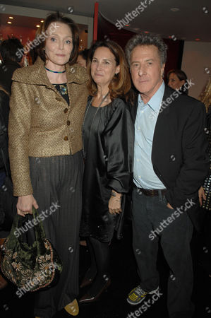 Editorial picture of Lisa Hoffman Launch party for bath and gel collection at Harvey Nichols 5th Floor Bar in Aid of the Rainforest Foundation, Harvey Nichols, London, Britain - 23 Oct 2007