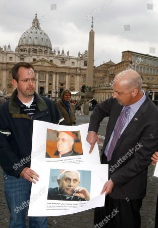 Editorial image of ITALY CHURCH ABUSE WISCONSIN, ROME, Italy