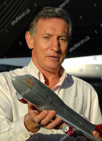 Steve Ridgway, Chief Executive Officer, Virgin Atlantic Airways