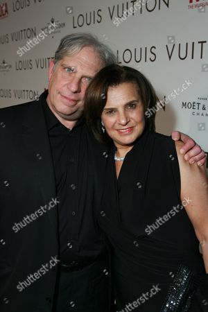 Editorial image of Louis Vuitton'S Gala Celebrating the Murakami Exhibition, Geffen Contemporary at the Museum of Contemporary Art, Los Angeles, America - 28 Oct 2007