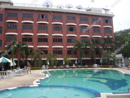Dynasty Garden Resort Hotel where Johnny Briggs took prostitute Yo